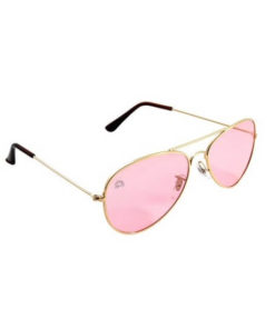 Rainbow OPTX Aviator Glasses Rose