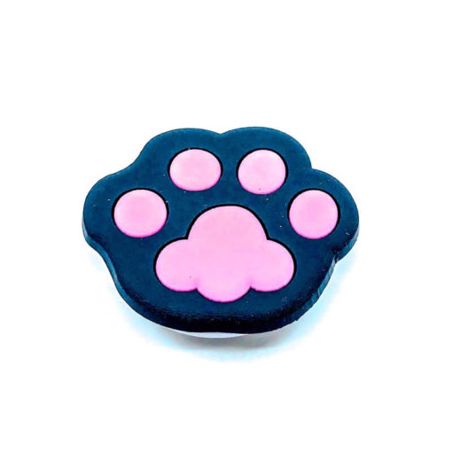 Kawaii Popsocket Black Paw